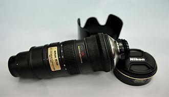 термос Nikon AF 70-200 f/2.8 VR