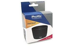 бленда Phottix ET-60 для Canon 55-250 is