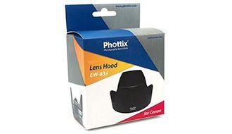 бленда Phottix EW-83J для Canon 17-55 is f 2.8
