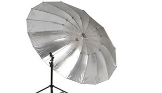 Зонт Para-Pro PHOTTIX серебро 101/150/180 cm.