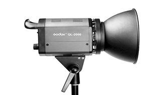 лампа студийная Godox QL2000