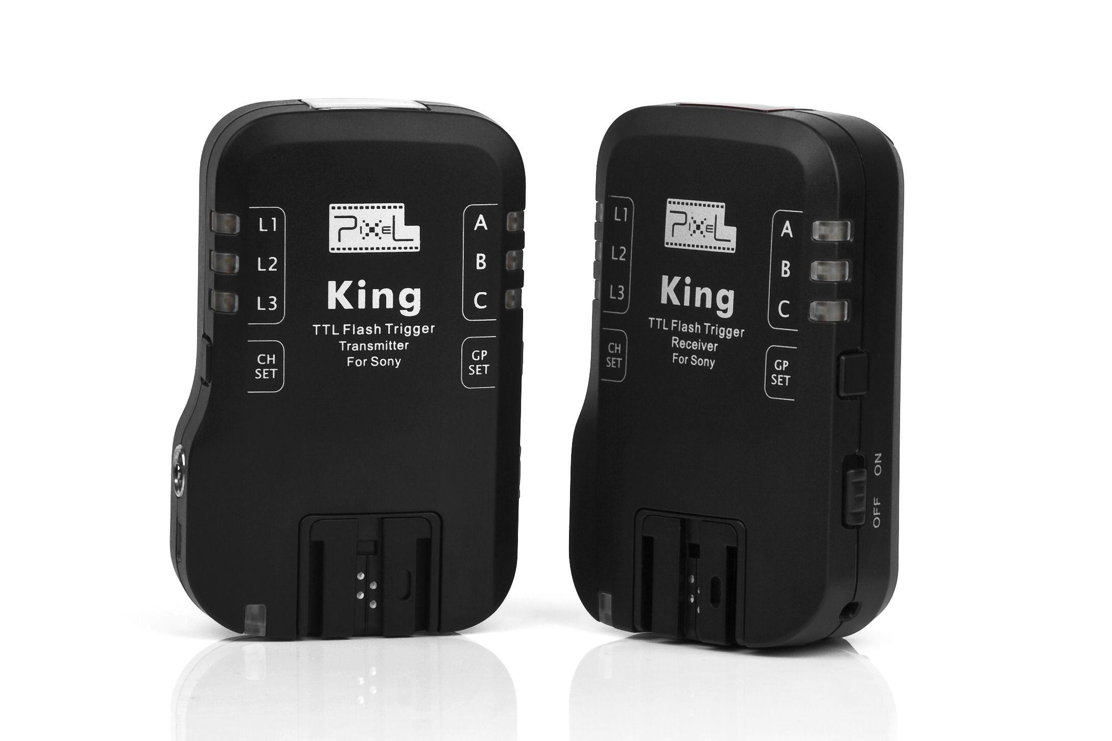 Радиосинхронизатор Pixel King(Sony)