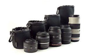 Phottix Lens Pouch чехлы для объективов