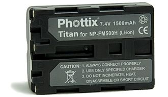 Аккумулятор Phottix FM-500H