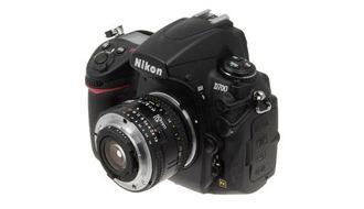 Реверсивное кольцо для макросъёмки JJC RR-AI для Nikon