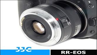 Реверсивное кольцо для макросъёмки JJC RR-EOS для Canon