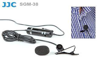 Микрофон-петличка JJC SGM-38