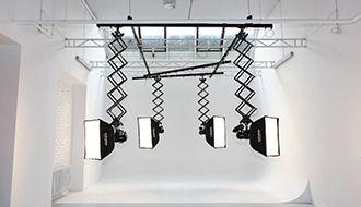 Подвесная система креплений для студии