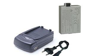 Зарядное устройство Maxpower  для аккумуляторов Canon LP-E5