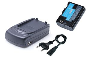 Зарядное устройство Maxpower для аккумуляторов Canon LP-E6