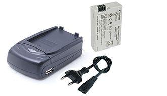Зарядное устройство Maxpower для аккумуляторов Canon LP-E8