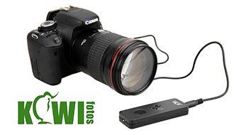 Пульт проводной/беспроводной Kiwifotos UR-262 для Canon