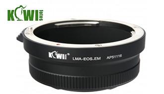 Переходник для установки объективов Canon EF на ф/а Sony NEX