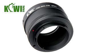 Переходник для установки объективов М42 на ф/а Canon EOS M