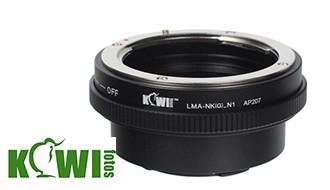 Переходник для установки объектива Nikkor(G) на ф/а Nikon N1