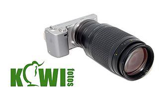 Переходник для установки объективов Nikon на ф/а Sony NEX