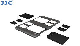 Кейс-визитка JJC для карт SD/MicroSD