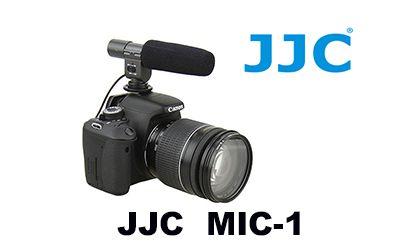 Стереомикрофон накамерный JJC MIC-1