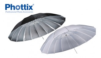 Светопропускающий зонт Phottix Para-Pro 40″(101 cm)