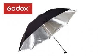Зонт серебряный Godox 101 cm