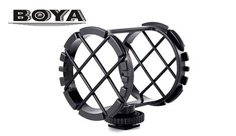 Антивибрационное крепление Boya BY-C03 для микрофонов