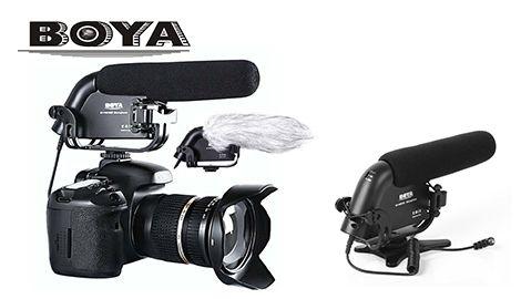 Микрофон направленный Boya BY-VM 190