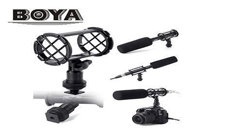 Антивибрационное крепление Boya BY-C04 для микрофонов