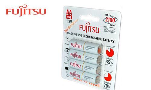 Аккумулятор Fujitsu HR-3UTCEX(4B) 1900 mAh