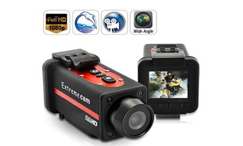 Экшн камера HD 1080 P