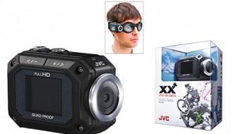 Экшн камера JVC Adixxion CG-XA-1
