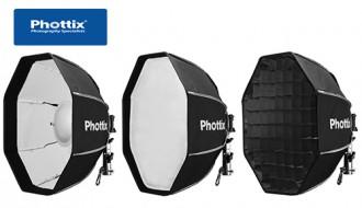 Октабокс для выносной вспышки Phottix Spartan 50cm(20″)
