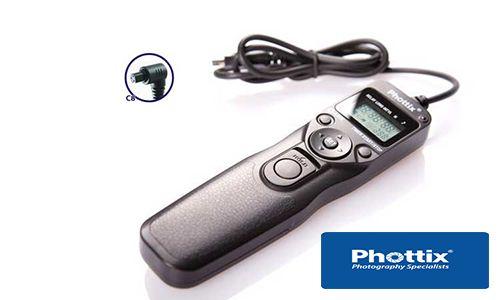 Пульт с таймером Phottix TR-90(C8) для Canon