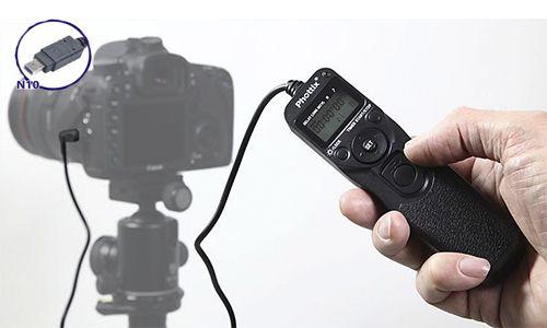Пульт с таймером Phottix TR-90 (N10) для Nikon D90/7000/7100/7200