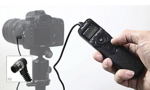 Пульт с таймером Phottix TR-90 (N8) для Nikon D700/D800/D810