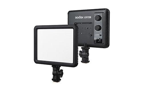 Ультратонкий накамерный фонарь Godox LEDP-120 C