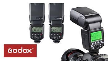Вспышка универсальная Godox TT-600 (для Canon/Nikon)