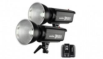 Набор импульсного света Godox DP 600 II (Duo kit)