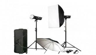 Набор импульсного света Godox DP 400 II(Duo kit)