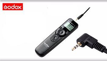 Пульт дистанционного управления с таймером Godox UTR для фотоаппарата Canon