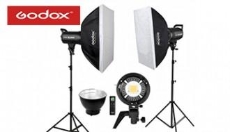 Комплект постоянного света Godox SL-60 W