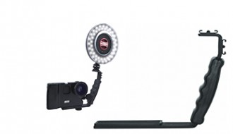 Боковая ручка для фото и видеокамеры