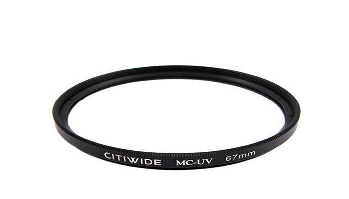 Ультрафиолетовый светофильтр Citiwide MC UV 67 mm.