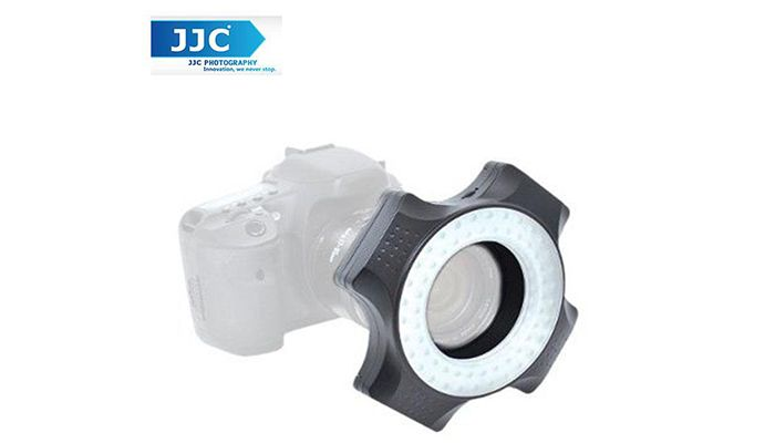 Светодиодный фонарь JJC LED-60 для макро и портретной съемки