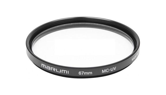 Ультрафиолетовый светофильтр Marumi UV 67 mm.