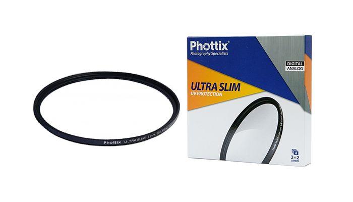 Светофильтр Phottix Ultra Slim UV (77 mm)