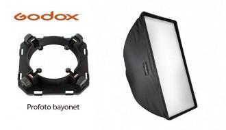 Софтбокс Godox с креплением Profoto