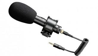 Накамерный стерео микрофон Boya BY-PVM50