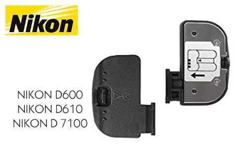 Крышка батарейного отсека для Nikon D600/D610/D7100