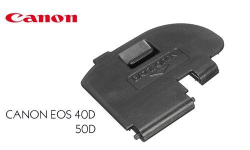 Крышка батарейного отсека для Canon 40D/50D