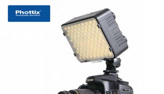 Накамерный фонарь Phottix V-LED 198A